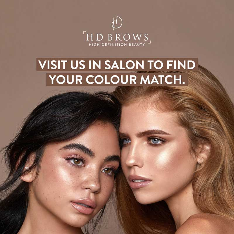 HD Brows Colour Match Diss